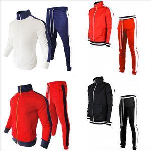EM8J7 man Small Horse Color Matching High-Neck cotton half-zipper Autumn Winter Cardigan Fashion Sweater Sweater Men Winter Jersey Hiver