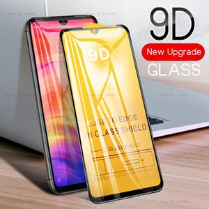 9d Curved Tempered Glass For Xiaomi Redmi Note 7 5 6 Pro Screen Protector For Redmi 6 6a 5 5a 5 Plus sqcYno bdejewelry