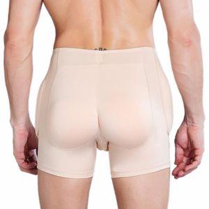 Bragas de las mujeres Control Panty Gaff Silicone Padded Bragas, ropa interior Crossdresser Transgender Camel Toe Shemale1