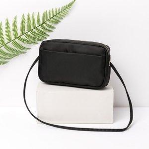 Холст женская сумка 2020 новая мода Oxford Crossbody сумка женский дикий свежий маленький квадрат