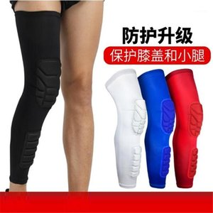 1Pair = 2pcs manches de jambe de sport HX007 KNEPAD Cycling Legwarmers Basketball Football Football Shinguard Collant Collant Leggings1