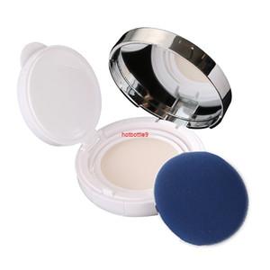 DIY Makeup BB CC Cream Cream Air Cushion Пустой чехол с губчатой порошковой порошковой жидкой жидкой жидкости Инструменты банку упаковки контейнеров 10 шт.