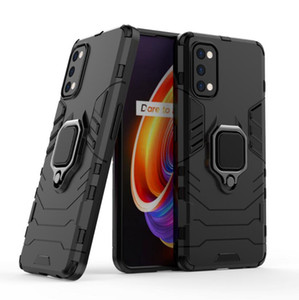 For Oppo Realme X7 Pro Case Exquisite Ring Ultra-Thin Hard PC Back Cover Luxury Colorful Protective Sticker Case For OPPO Realme X7 Pro
