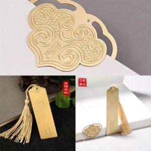 DGP Immagine reale Bookmark Designer Wedding Designer Mini Metallo Gold Sliver Bookmarks Weddings Guest Forniture da sposa Pls Marks Regali di stile piuma