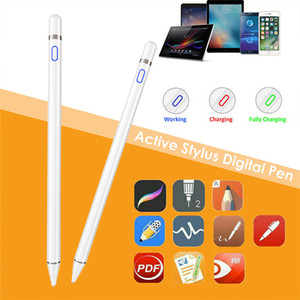 2020 Universal Capacitive Touch Screen Pen Smart Pen For Android System Ipad Mobile Phone Smart Pen Stylus Pencil