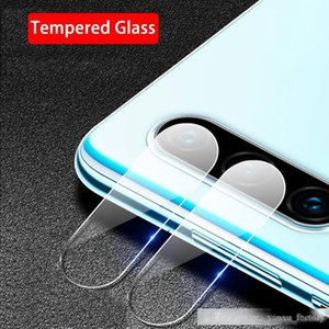 Back Camera Lens Tempered Glass For Samsung Galaxy S20 Ultra S10 S9 S8 Plus Note10 Pro Note9 Note8 Screen Protector Film With Box