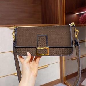 عالية الجودة الأزياء حقيبة الرغيف الفرنسية مصممين النساء الشهيرة خمر كاوبوي أكياس crossbody المرأة حقائب الكتف 2021 جديد السيدات حقائب اليد