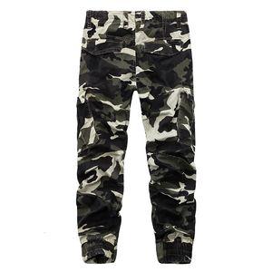Favocent 2020 Herbst und Winter-Männer Hosen Fashion Camouflage Streetwear Männer Hosen bequeme lose Hose über Größe