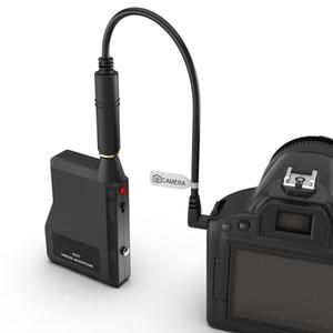 Sistema de micrófono de solapa Lavalier inalámbrico UHF UHF de Freeshipping con el transmisor de BodyPack Mini Portable Receptor Portable