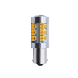 1156 P21W PY21W 7440 W21W T20 4014 105SMD Canbus No Hyperflash LED Lamp for Reverse Turn Signal Light1