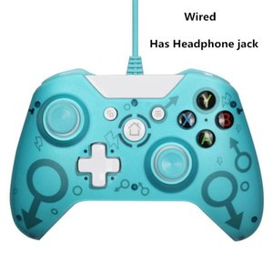 Wired Wireless Controller For Microsoft Xbox One Controller For Xbox One Slim Gamepad Pc Windows Ps3 For Xbox One sqclqb bdejewelry