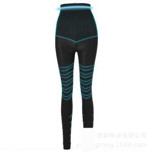 qsQIa Day Tight Pants neuvième pantsPressure chaussettes capris socksspiral compression binding9 point leggingshigh de taille pa Tight Pants de nint