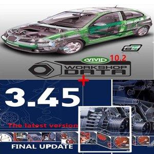 Soft-Ware 3.45 Vivid Auto Repair Auto - Data 2020 10.2 Vendita Auto - Dati Soft-Ware Europa di Informazioni Hot Xilho