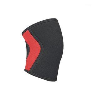 Fitness Gym Training Squats Protecteur genou Kneecap Safety Safety 1PC 7mm Compression Néoprène Healthlifting Pads de genoux1