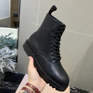 Women Martin boots shoes booties new era fashion winter boots high quality leather ankle boots solid Knight Boot bottes femmes Bottines