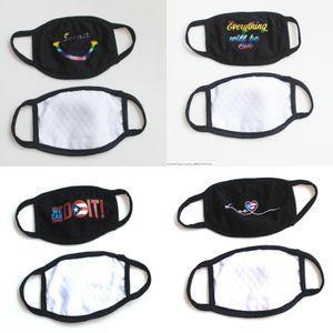 Komik Dens Pamuk Beyaz # 850 Yüz Maskesi Kirlilik Yetişkin Toz İçin Yıkanabilir Maskeleri Koruyucu Benzersiz Çocuk İfade Siyah Karşıtı Komik D Nxbj