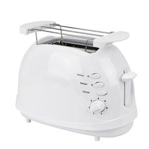 Tostapane elettrico Tostapane Automatic Bange Machine Toast Sandwich Grill Grill Forno Maker 2 fette uso domestico per la colazione EU Plug1