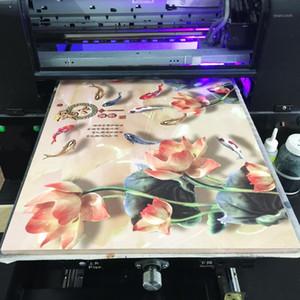 Onevan. R1390 UV-Drucker, Prellenbettdruckmaschine, geprägter Effektdrucker. UV-Drucker in A3-Format1