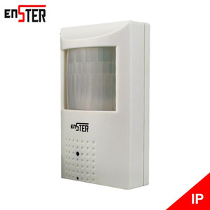 Enster POE Microphone ONVIF P2P IP Caméra 5MP 48pcs intérieur de PIR Caméra 1 / 2.7 Capteur CMOS Surveillance de sécurité