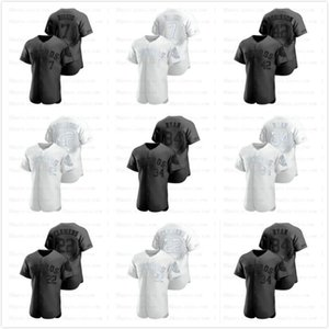 2020 Хьюстон премии Коллекция Black White Astro Джерси Пользовательские Крэйг Робинсон Biggio Нолан Райан 22 Роджер Клеменс BLANK Бейсбол