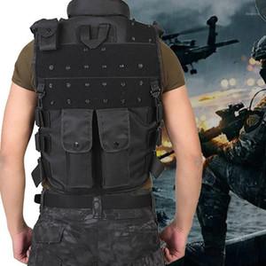 Охотничьи куртки Жилет Молла Тактическая пластина Носитель Swat Рыбалка Армия Armor1
