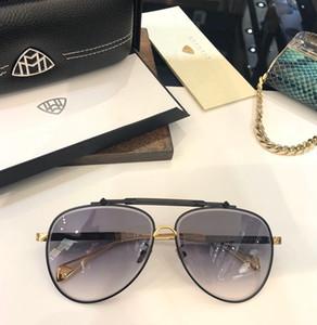 fashion Top K gold men eyewear car designer glasses Pilot titanium frame top quantity outdoor uv400 sunglasses THE OBSERVER 1 top quality