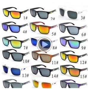 Gözlük Erkekler Güneş Gözlüğü Bisiklet Marka Sürme Gözlük SQRE Renk Dazzle 18 Spor Gözlük Güneş Gözlüğü Güneş Gözlüğü Renk Spor Açık Mirror Mirror