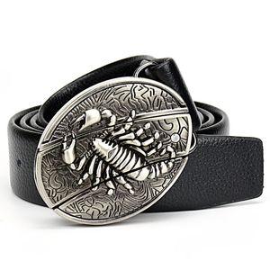 20Mutil-Function Belt For Men Genuine Leather Cowhide Belt Novelty Alloy Buckle With a Knife Fashion Punk Style Straps Belt Gift