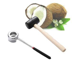 Edelstahl Coconut Öffnungswerkzeug Handbuch Opener Deckel Maschine speichern Effort Stahl Capping Abdeckung CutterCan Opener