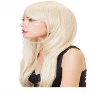 Personalizado Total Rubio Peluquería Brasileño Virgen 100% Full Lace Wig Senior Silk 5.5 * 5.5 Peluca y el cabello del bebé es zapato de peluca de cabello humano