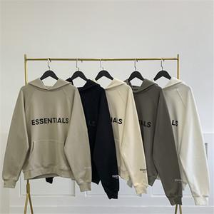 Essentials Herren Anhänger Oodie Cool Sweattrid Männer Frauen Pullover Oodie Langarm Pullover Oodies Streetwear Fasion Squesirt IP OP # 7536666