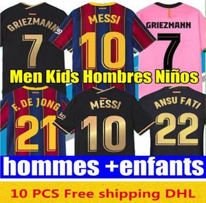 Spitzenthailand-Qualität 19 20 21 Fußball-Trikot camisetas futbol 2020 2021 BAR Fußballfußballhemden