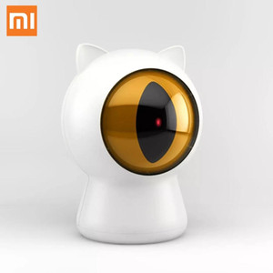 Xiaomi Younin Petoneer Laser Red Dot Pet Cats Teaser Toy Smart Cats Interactive Companheiro Brinquedo Smart App Control Ferramenta de Pet Intelligent