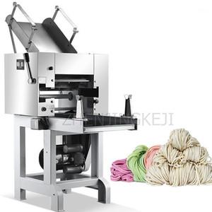 Erişte Basın Yoğurma 380 V Paslanmaz Çelik Kesim Hamur Presleme Makinesi Wonton Börek Pasta Sarmalayıcıları İşleme Ticari1