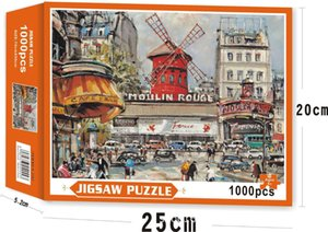 Puzzle and stress reliever toy high quality paper puzzles children gift variety of styles are available