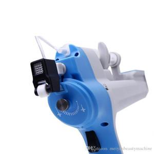 Mezzo del tubo del tubo della siringa di iniezione aderente monouso del corpo del fronte dell'occhio del viso per la pistola ad iniezione di cristallo del titanio del vanadium Mesogun