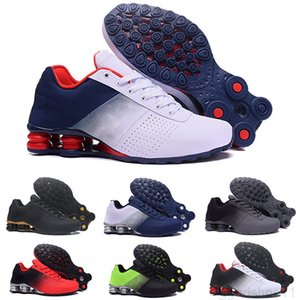 Newest shox Deliver 809 Men Air Running Shoes Drop Shipping Wholesale Famous DELIVER OZ NZ Mens Athletic Sneakers Sports Running Shoes GH22C