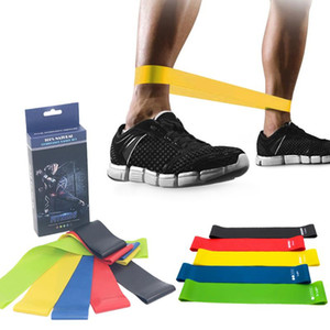 Gym Fitness Resistance Bands for Yoga Stretch Pull Up Assist Bands Rubber Exercise Training Workout Equipment 5pcs 8pcs