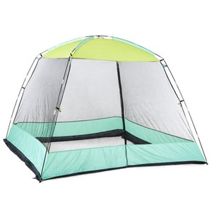 Malha Tent instantâneo Canopy Shelter Outdoor Camping Tent MosquitoTents Cozinha Insect Proof Mosquito Nets