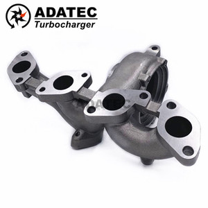 New GT1749V Turbo Exhaust Manifold 724930 Turbine Housing 03G253014HV for Volkswagen Golf V 2.0 TDI 136 HP BKD   AZV 2003-2009
