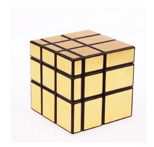 3x3x3 Волшебное зеркало Кубики CAST Головоломки Profession Speed Magic Cube Magic Образование Игрушки для детей