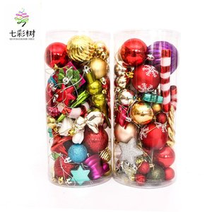Ornaments more bags barrel colored tree small pendant accessories hanging bright Christmas ball