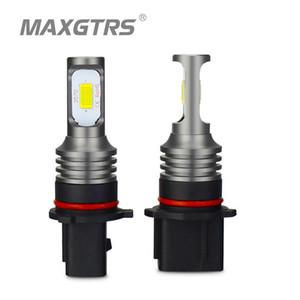 2X Super Bright 3570 Led Projector Lens P13W SH23W PSX26W DRL Auto Fog Lamps Car Daytime Running Light 12V 24v White Gold