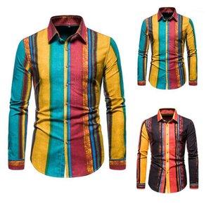 Szmxss homens casuais slim fit listrado camisas moda sócio streetwear manga longa marca marca masculino camisas clássico botão tops1