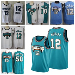 2020 Ja 12 Morant Mens Vintage-Memphis