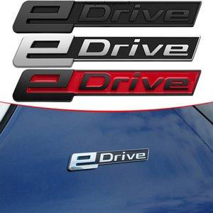 Pegatina de la decoración de la insignia de cintura trasera lateral para BMW 3 5 7 Series X1 IX3 x2 x3 x5 x7 I3 F49 G01 F25 G05 G07 G11 EDRIVE ERRIVE E