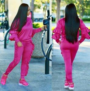 05 fashion new women two piece outfits hoodie leggings tracksuits warm winter autumn long sleeve sweatshirts sweat pants sportswear