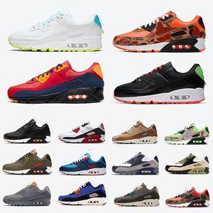 max 90 Stock X VIOTECH OG 90 Mens Running Shoes Mixtape South beach Raptors 90s Neon Accents be true infrared men women sports designer sneakers