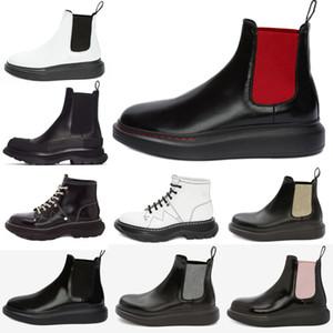 Avec Box Top Quality 2021 Concepteur Fashion Espadrille Mens Alexander Femmes Platform surdimensionné Sneaker Shoes Boots Baskets Sneakets 36-45
