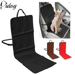 Waterproof Dog Car Seat Cover Truck SUV Front Seat Mat Protector Foldable and Durable For Small Medium Large Pet Oxford
